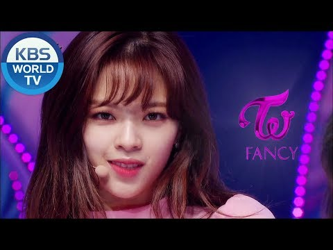 TWICE(트와이스)- FANCY [Music Bank COME BACK/2019.04.26]