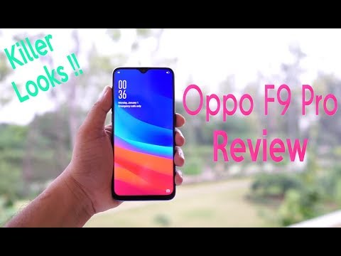 Oppo F9 Pro Unboxing and Review (Gaming, Audio, VOOC Charging, Camera Tests)