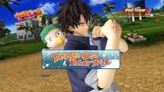 J-Stars Victory Vs+ - Tatsumi Oga & Baby Beel Gameplay (PS4 HD) [1080p]