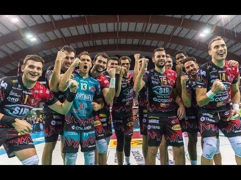 Superlega Credem Banca: highlights Perugia-Latina 3-0