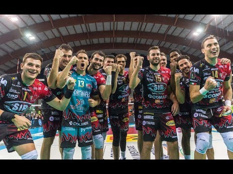 Superlega Credem Banca: highlights Perugia-Latina 3-0