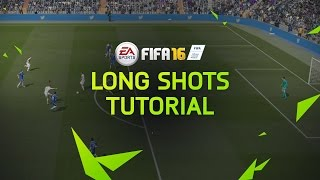 FIFA 16 Tutorial - How To Score Long Shots