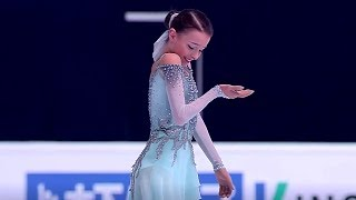 Анна ЩЕРБАКОВА КП 08.3.2019  ISU World Junior 2019