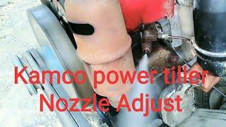 kamco power tiller nozzle adju…