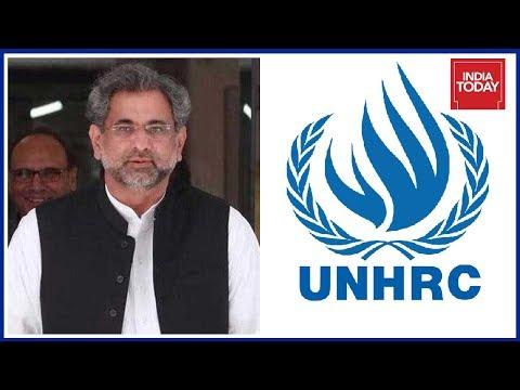 UN Shocker : Pakistan Made Member Of UN Human Rights Council
