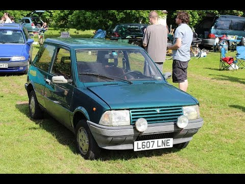 Road test: Innocenti Small 500, with Daihatsu power!