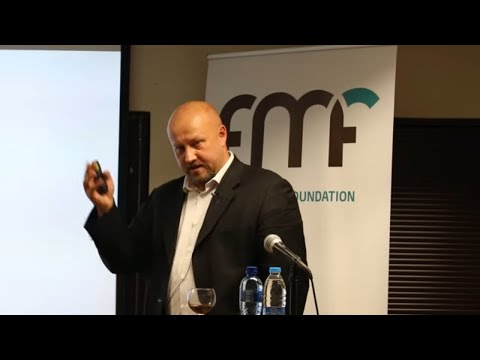 South Africa to 2030: A strategic intelligence briefing - Frans Cronje