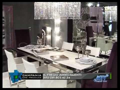 Campania che produce il fregio arredamenti youtube for Nicoloro arredamenti campania