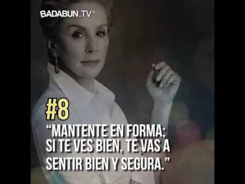 Frases De Carolina Herrera Youtube