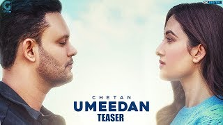 Umeedan : Chetan (Teaser) Latest Punjabi Songs 2018 | Song Releasing On 23 Oct 6PM | Geet MP3