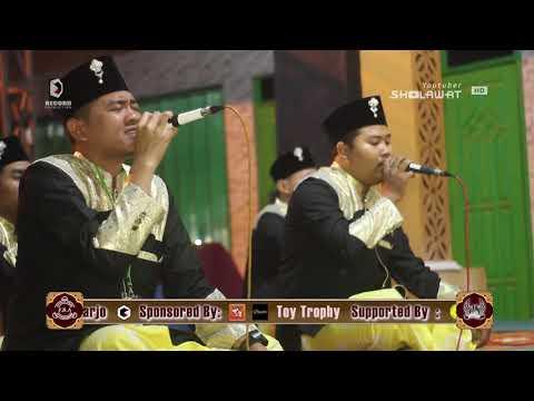 AL KAROMAH SIDOARJO ( BEST JINGLE ) - FESBAN MILAD ASY SYABABUL MUKMININ KE - 9 2018
