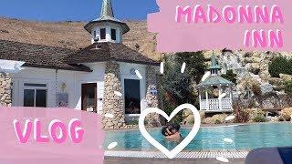 Madonna Inn Anniversary Trip VLOG