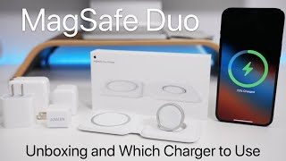 MagSafe Duo - Unboxing, Chargers and Everything you wanted to know