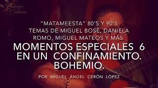 #MátameÉsta 6 Canciones 80s y 90s - Rodrigo De La Cadena y Javier Gerardo. Momentos Especiales