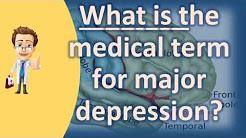 hqdefault - Medical Abbrevation For Depression