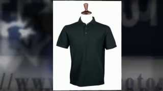 Polo shirts - CAFECOTON.COM - Video polo shirts - Tel: 01.46.58.86.85