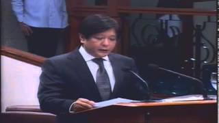 Senate Session No. 9 (August 12, 2015)