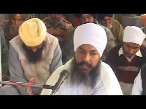 Bai Sukhvir Singh Ji Kandhola (31-1-2014) Part-1