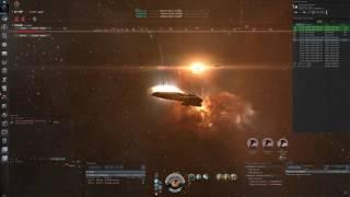 EvE Online. 10/10 Angel Naval Shipyard. Rattlesnake/Cruise missile. 33 minutes