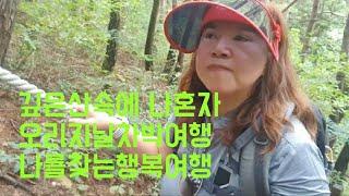 강원도영월/어라연계곡/둥글바위/솔로여행/솔로캠핑/차박여…