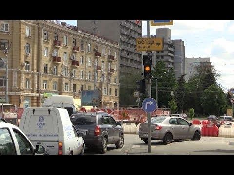 Почему ремонт основных магистралей Харькова превратился для водителей в ужас? 21.05.20