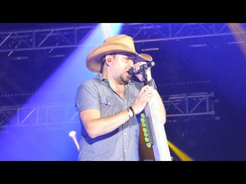 Jason Aldean - Tonight Looks Good on You LIVE Corpus Christi 5/14/15