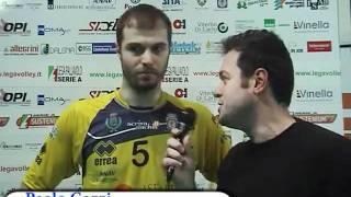 27-03-2011: Intervista a Paolo Cozzi nel post NewMater-S.Giustino
