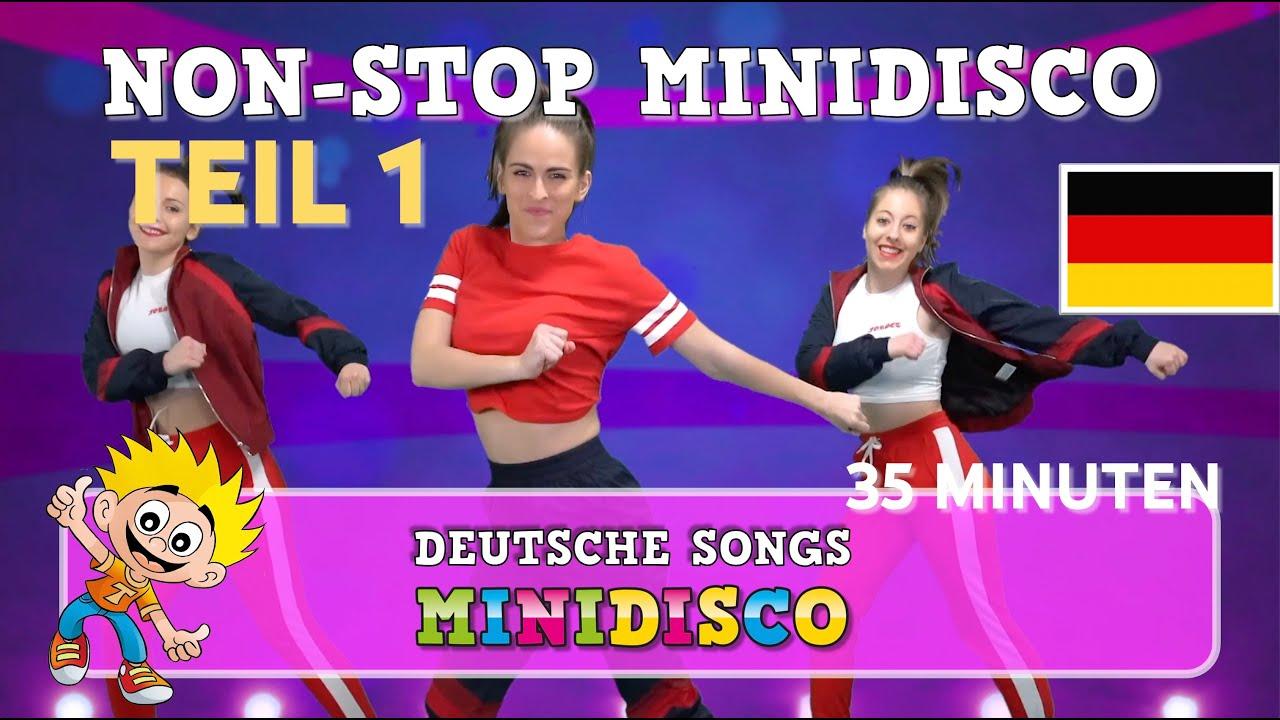 Minidisco 2018 | Deutsche Kinderlieder | TANZANWEISUNG ...