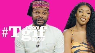 FalzTheBahdGuy amp Grace Ajilore on the NdaniTGIFShow