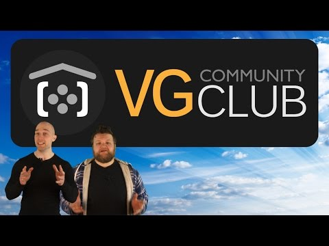 Join The VideoGamer Community Club