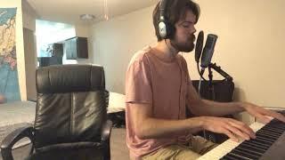 Calvin Harris - Slide (cover with autotune)