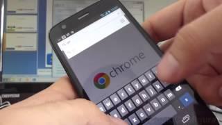 Compartir internet desde celular a pc por usb Motorola Moto G X T1032 español comoconfigurar