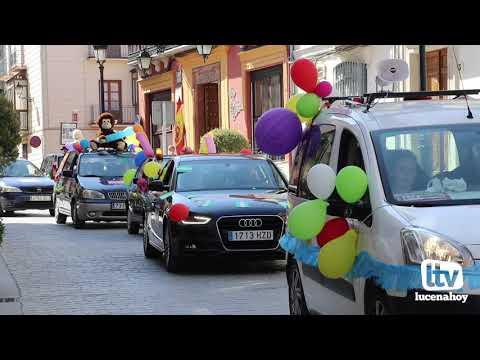 VÍDEO: Los feriantes exigen en Lucena la vuelta a la actividad de este sector tras más de un año sin trabajo, ingresos ni ayudas