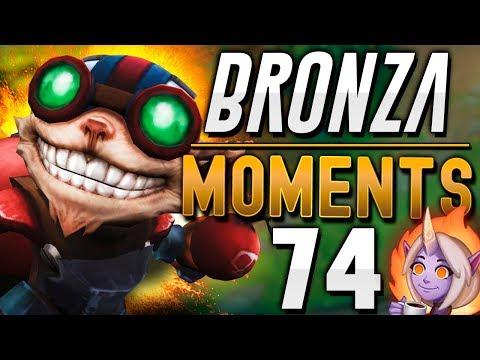 EL TROLLEO MÁGICO DE ZIGGS!! | BRONZA MOMENTS (Semana 74) [ LOL ]