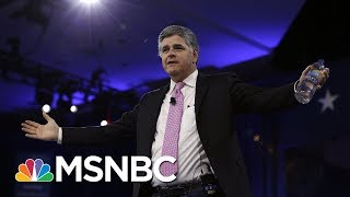 Trump Attorney Michael Cohen's Previously Unnamed Client Is Sean Hannity | MSNBC