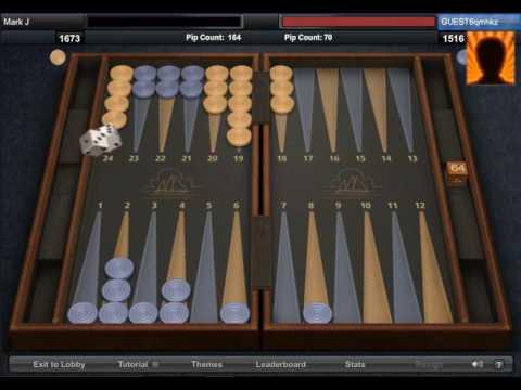 The five basic strategies of backgammon