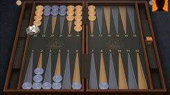 The five basic strategies of backgammon