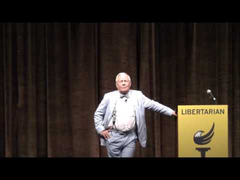 Jim Rogers | 2016 Libertarian National Convention Floor