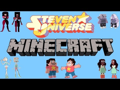 Steven Universe Minecraft World (work in Progress)