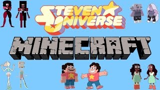 steven universe minecraft world work in progress
