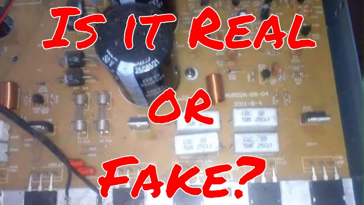 S Video Cable Diagram Obd2a Ecu Wiring What's Inside The Konzert 502b And How To Know If It Is Original. - Youtube