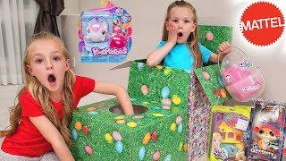 Huge Toy Scavenger Hunt! Lil Gleemerz, Pooparoos, Polly Pocket, Enchantimals, & More!!! thumbnail