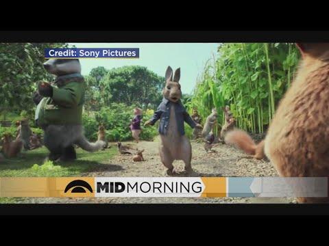 Parents Upset Over 'Peter Rabbit' Allergy Gag