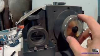 Заточная машинка  VERTEX (замена алмазного круга)!(, 2016-06-24T04:08:22.000Z)