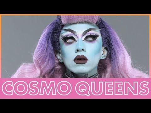 Vander Von Odd  Cosmo Queens  Cosmopolitan