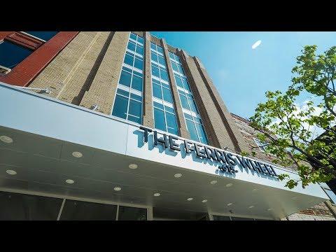 Ferris Wheel Flint Grand Opening | Cowork Building In Flint, MI | MEDC
