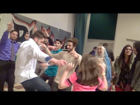DANCING DABKE IN OHIO!!