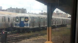 [MTA]: BMT Standards / R16's / R32's / R40M  [4460] & R42 [4665] Sitting @ Coney Island Yard