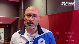 От ТАКОГО СЕРЕБРА неплохие ощущения Сергей Тетюхин подвел итоги Олимпиады 2020 для сборной России