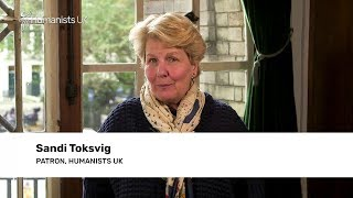 Sandi Toksvig: Introducing humanism, non-religious approaches to life